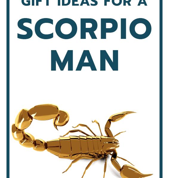 20 Gift Ideas for a Scorpio Man