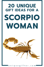 20 Gift Ideas for a Scorpio Woman