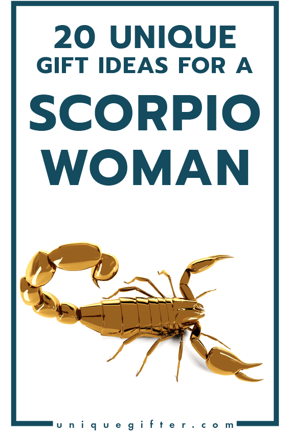 Superb Gift Ideas for a Scorpio Woman | Women's Horoscope Gift | Presents for my Girlfriend | Gift Ideas for Women | Gifts for Wife | Birthday | Christmas