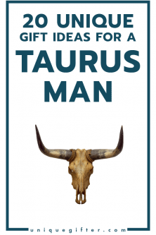 20 Gift Ideas for the Taurus Man in Your Life
