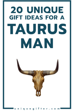 Irresistible Gift Ideas for a Taurus Man | Men's Horoscope Gift | Presents for my Boyfriend | Gift Ideas for Men | Gifts for Husband | Birthday | Christmas