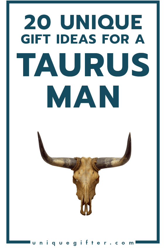 Irresistible Gift Ideas for a Taurus Man   Men's Horoscope Gift   Presents for my Boyfriend   Gift Ideas for Men   Gifts for Husband   Birthday   Christmas