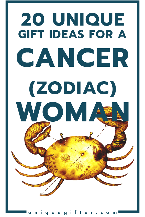 Incredible Gift Ideas for a Woman Born in the Cancer Zodiac Sign   Women's Horoscope Gift   Presents for my Girlfriend   Gift Ideas for Women   Gifts for Wife   Birthday   Christmas