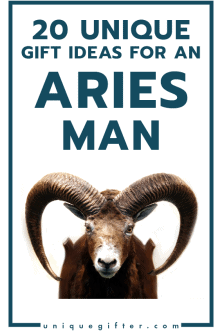 20 Gift Ideas for an Aries Man