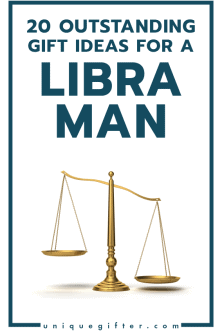 20 Gift Ideas for a Libra Man
