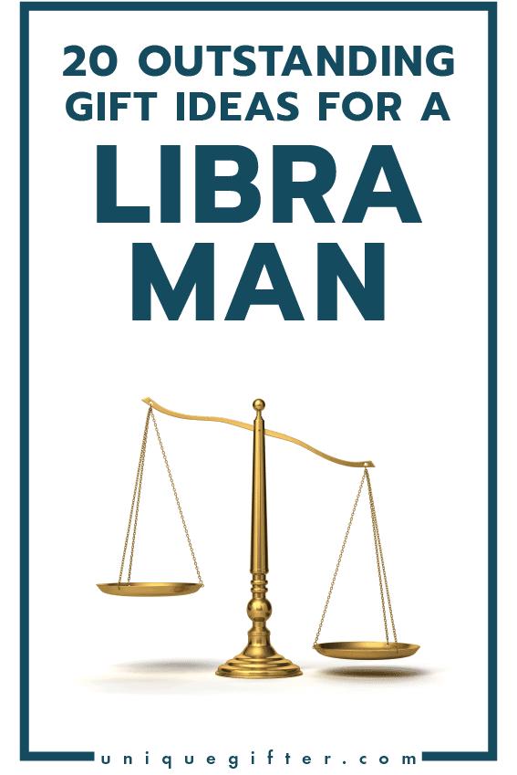 Superb Gift Ideas For A Libra Man