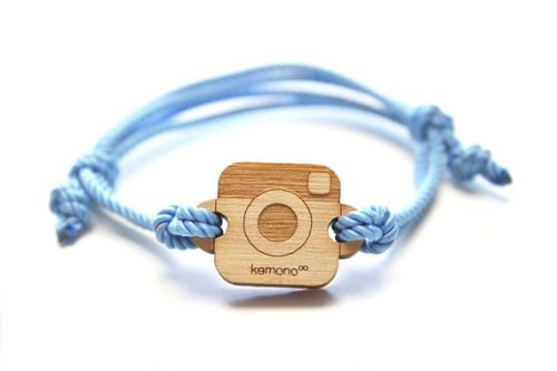Gemini women will love this instagram bracelet gift idea