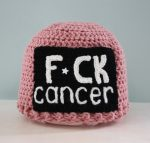 Gift ideas that start with the letter F - Fuck cancer