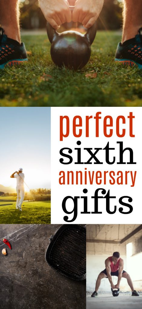 Traditional Iron Sixth Anniversary Gifts for Men | 2nd Anniversary Gift Ideas for Him | What to Buy Husband for Anniversary | Six Year Anniversary Gifts | Creative Gifts for Men | Iron Gift Ideas