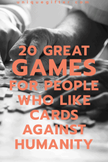 Games that are Great if you like Cards Against Humanity | Games Similar to Cards Against Humanity | Fun Games for Adults | Creative Gift Ideas | Birthday Gifts | Christmas Presents