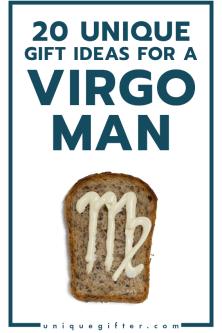 20 Gift Ideas for a Virgo Man