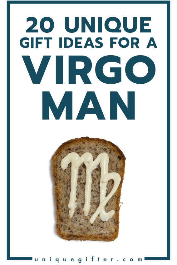 Unique Gift Ideas for a Virgo Man | Men's Horoscope Gift | Presents for my Boyfriend | Gift Ideas for Men | Gifts for Husband | Birthday | Christmas