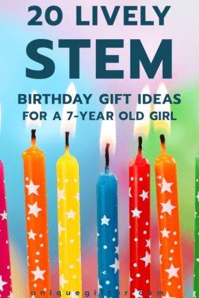 Fantastic STEM Birthday Gift Ideas for a 7-year old girl | Science gifts | Engineering toys | Empowering Gifts | Child gift ideas | Mad scientists | Gifts for Kids | 7th Birthday | Elementary School Gift Ideas