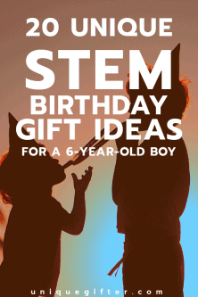 Fantastic STEM Birthday Gift Ideas for a 6-year old boy | Science gifts | Engineering toys | Empowering Gifts | Child gift ideas | Mad scientists | Gifts for Kids | 6th Birthday | Elementary School Gift Ideas