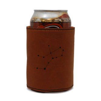 Virgo beer sleeve zodiac gift ideas for a Virgo man