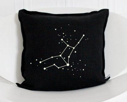Virgo men will love this glow in the dark pillow perfect gift idea