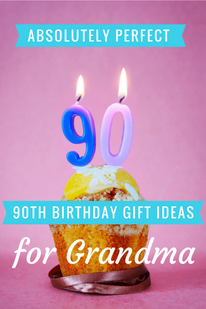 90th Birthday Gift ideas for Grandma | Milestone Birthdays for Her | Gifts for Women | Big Birthday Ideas | Creative Presents for a 90th Birthday | Family Gift Ideas