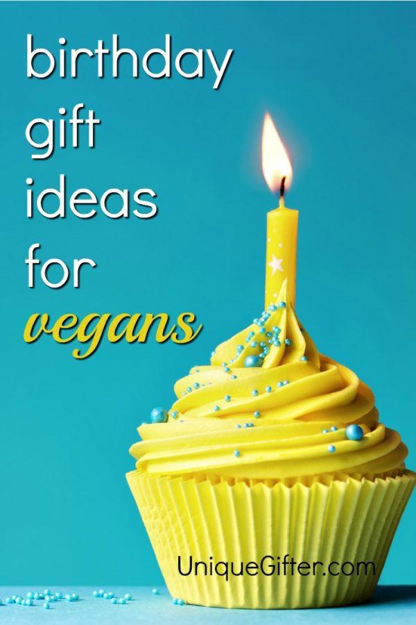 20 Birthday Gift Ideas For Vegans