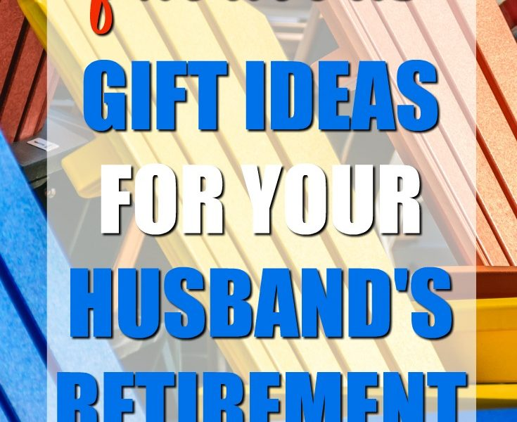 20 Gift Ideas for your Husband's Retirement