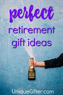 20 Perfectly Suited Retirement Gift Ideas