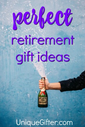What can you get someone as a retirement gift to sum up the contributions of an entire career? It's tough! Whether you need a retirement gift idea for a man or a retirement gift idea for a woman, here's an excellent collection of things that celebrate their new lifestyle. | Retirement Gifts | Last Day of Work