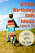 STEM Birthday Gift Ideas That Will Give Your Kids an Edge