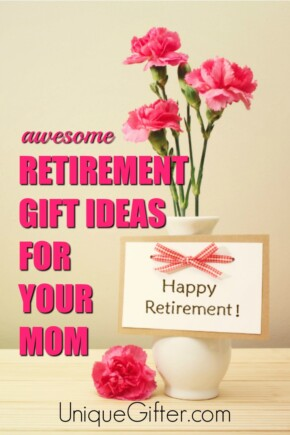 Wow your Mum with one of these incredible retirement gift ideas | Retirement Gifts for Mum | Gifts for Mother's Retirement | Gift Ideas for Mum's Last Day of Work | Mom Retirement Gifts | Presents for Mom Retiring