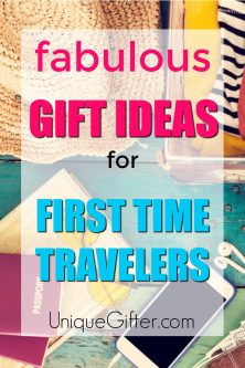 20 Gifts for First Time Travelers