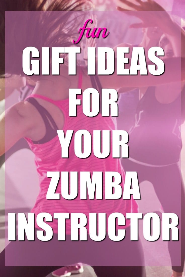 These are super fun gift ideas for my Zumba instructor! She's made such a difference in my life, I love her. | Coach Thank You Gifts | Thank You Gift Ideas | Gym Gifts | Presents for Instructors