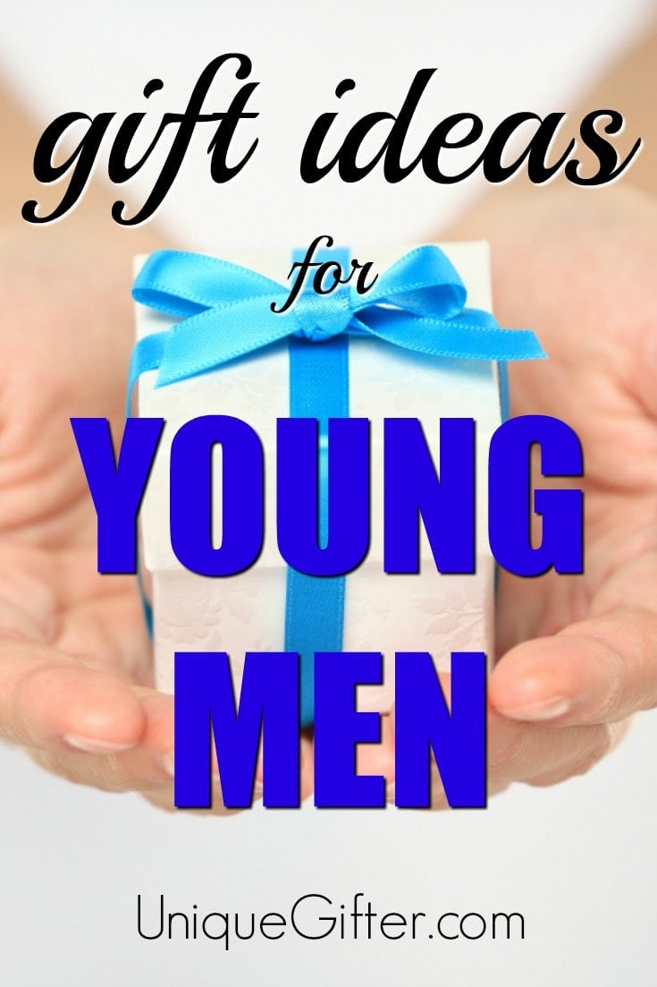 Gift Ideas for Young Men | Birthday Presents for Young Men | Christmas Gifts for Young Men | A Present for a Young Man | The perfect thing to gift a young man