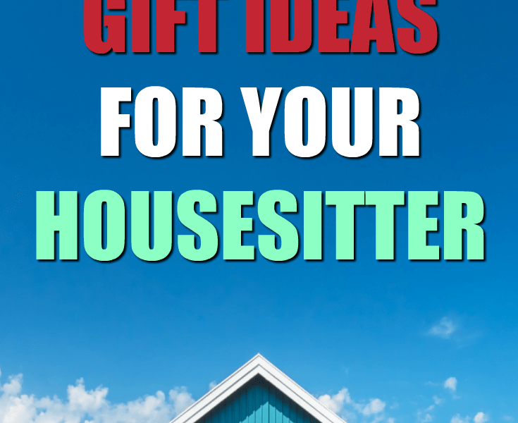 20 Thank You Gifts for Your Housesitter