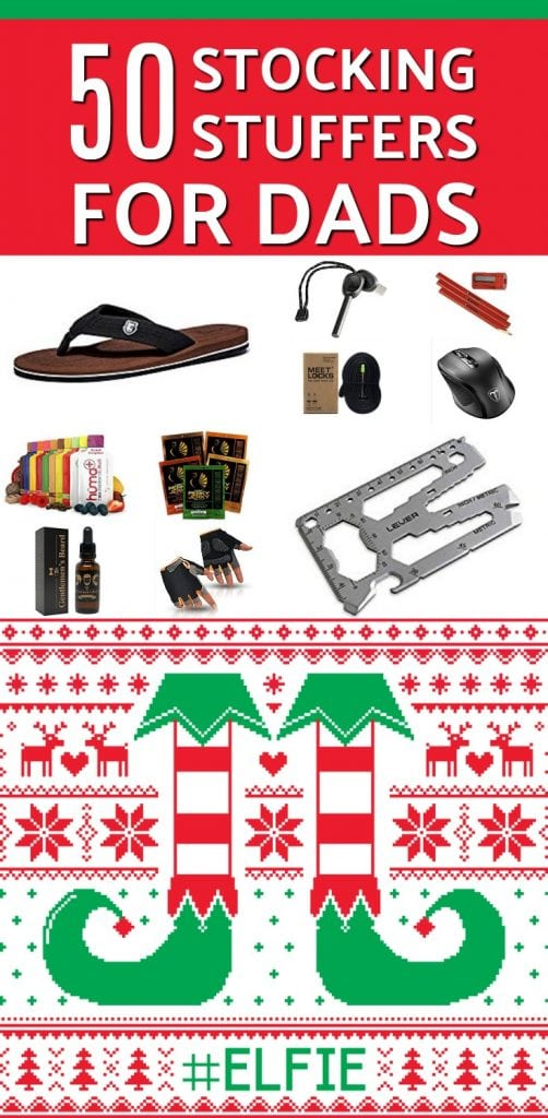 50 Stocking Stuffers For Dads Unique Gifter