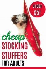 50 Cheap Stocking Stuffers Under $5 for Adults