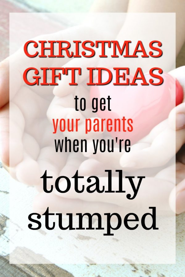 20 christmas gift ideas you can get your parents when youre stumped