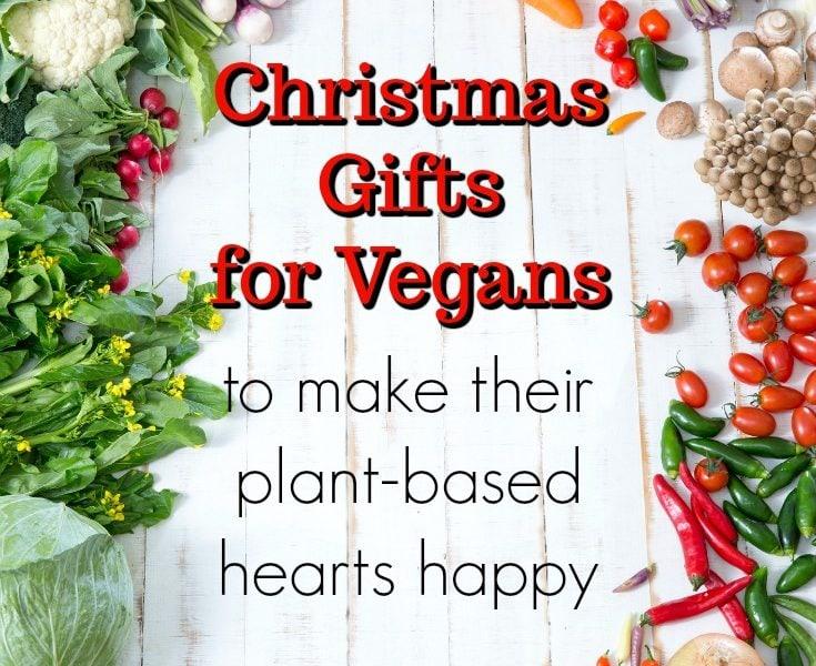 20 Christmas Gift Ideas for Vegans