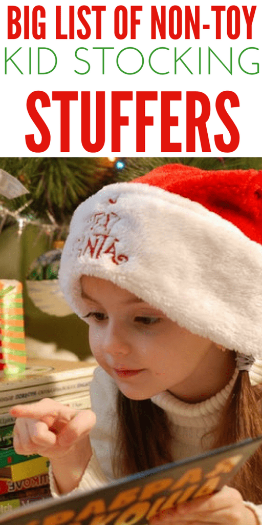 Non-toy stocking stuffers for kids to avoid clutter and attempt to be a minimalist this Christmas!   Stocking Filler Ideas for Kids   Santa Tips   Christmas Present Hacks   How to Fill a Stocking   What to Buy for Christmas   Christmas Traditions   Toy-Free Gifts   Non-Toy Stocking Stuffer Ideas   Educational Toys   Educational Toy Gifts   Non-Toy Stocking Stuffers for Kids   Non-Toy Christmas Presents for Kids   Minimalist Gifts for Kids   READ, NEED, WEAR, WANT   Creative Christmas Gifts for Children   Gift Ideas for a Kid   Stocking Stuffers for Boys   Stocking Stuffers for Girls