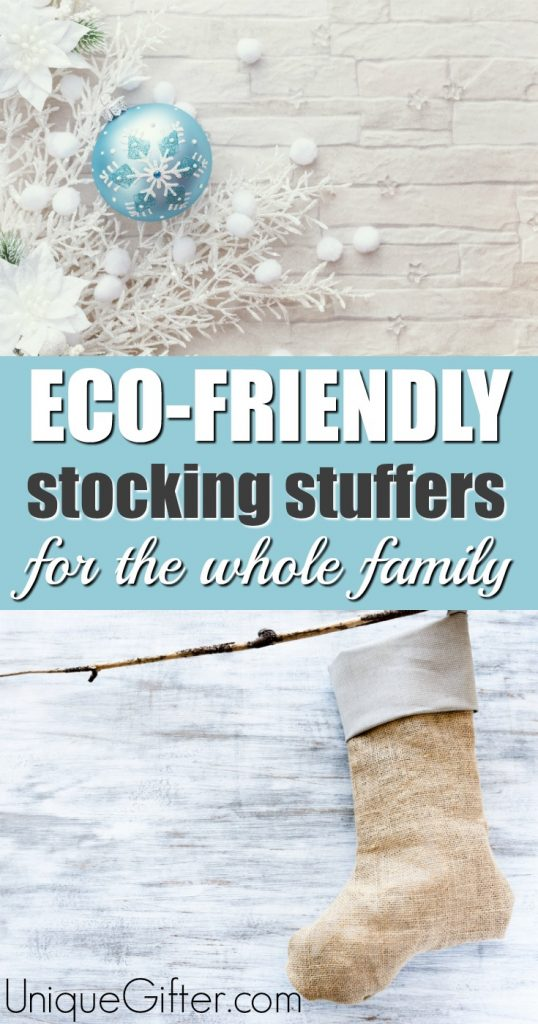 Eco-Friendly Stocking Stuffer Ideas for the Whole Family | Green Gift Guide | Earth-Friendly Stocking Stuffers | Green Gifts for Guys | Green Gifts for Women | Sustainable Gift Ideas | Eco-Friendly Stocking Fillers | Crunchy Gift Ideas | Granola Mom Gifts