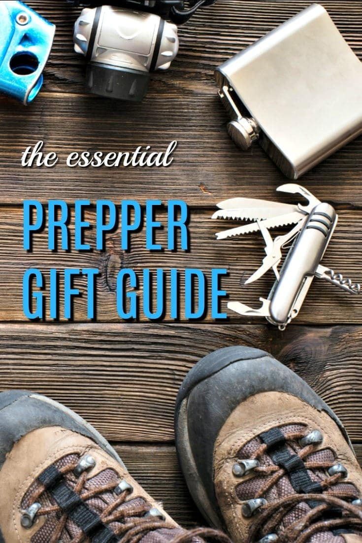 Essential Prepper Gift Ideas | Christmas Presents for the Preppers in your life | On Point Prepper Gear Gift Guide |