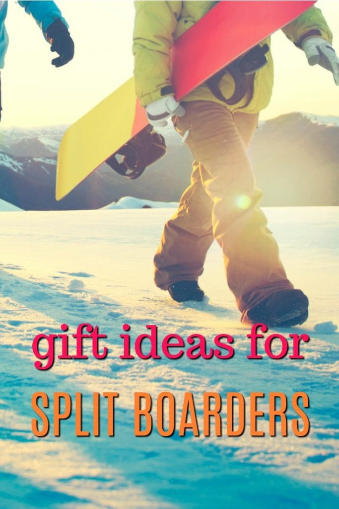 Gift Ideas for Split Boarders | Backcountry Gift Ideas | What to buy a snowboarder | Birthday Presents for touring | Christmas Gifts for a Split Boarder