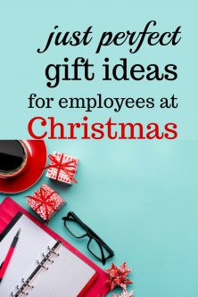 20 Gift Ideas for Your Employees at Christmas