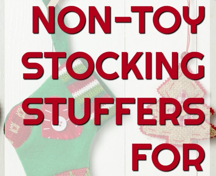 50 Non-Toy Stocking Stuffers for Kids