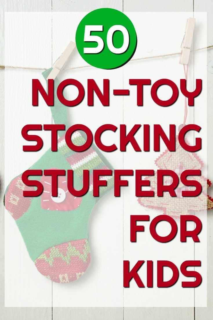 Non-toy stocking stuffers for kids to avoid clutter and attempt to be a minimalist this Christmas! | Stocking Filler Ideas for Kids | Santa Tips | Christmas Present Hacks | How to Fill a Stocking | What to Buy for Christmas | Christmas Traditions | Toy-Free Gifts | Non-Toy Stocking Stuffer Ideas | Educational Toys | Educational Toy Gifts | Non-Toy Stocking Stuffers for Kids | Non-Toy Christmas Presents for Kids | Minimalist Gifts for Kids | READ, NEED, WEAR, WANT | Creative Christmas Gifts for Children | Gift Ideas for a Kid | Stocking Stuffers for Boys | Stocking Stuffers for Girls