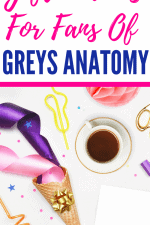 20 Gift Ideas for Fans of Grey's Anatomy