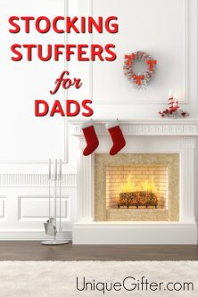 50 Stocking Stuffers for Dads