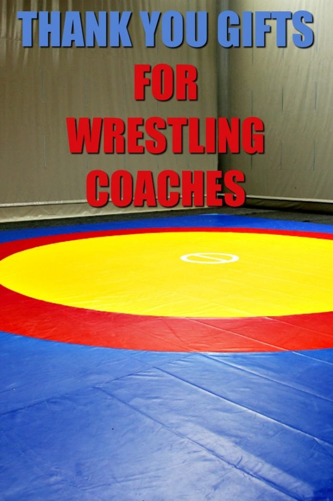 Thank You Gifts for Wrestling Coaches | High School Coach Thank Yous | Gift Ideas for End of Season | What to get my coach | Wrestler Presents