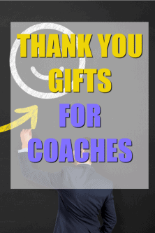 20 Thank You Gift Ideas for Coaches