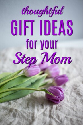 Thoughtful gift ideas for step mom | Stepmom gifts | Christmas Presents for My Step-Mom | What to buy my step mom | A birthday present idea for a step mom | Step family gifts