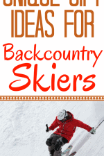 20 Gift Ideas for Backcountry Skiers