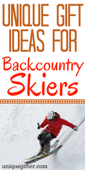 Gift Ideas for Backcountry Skiers | What to buy an off piste skiier for Christmas | Birthday presents for ski touring | Ski tourer gear | Gear head birthday gifts | Creative outdoors presents | Winter camping equipment | Split boarding