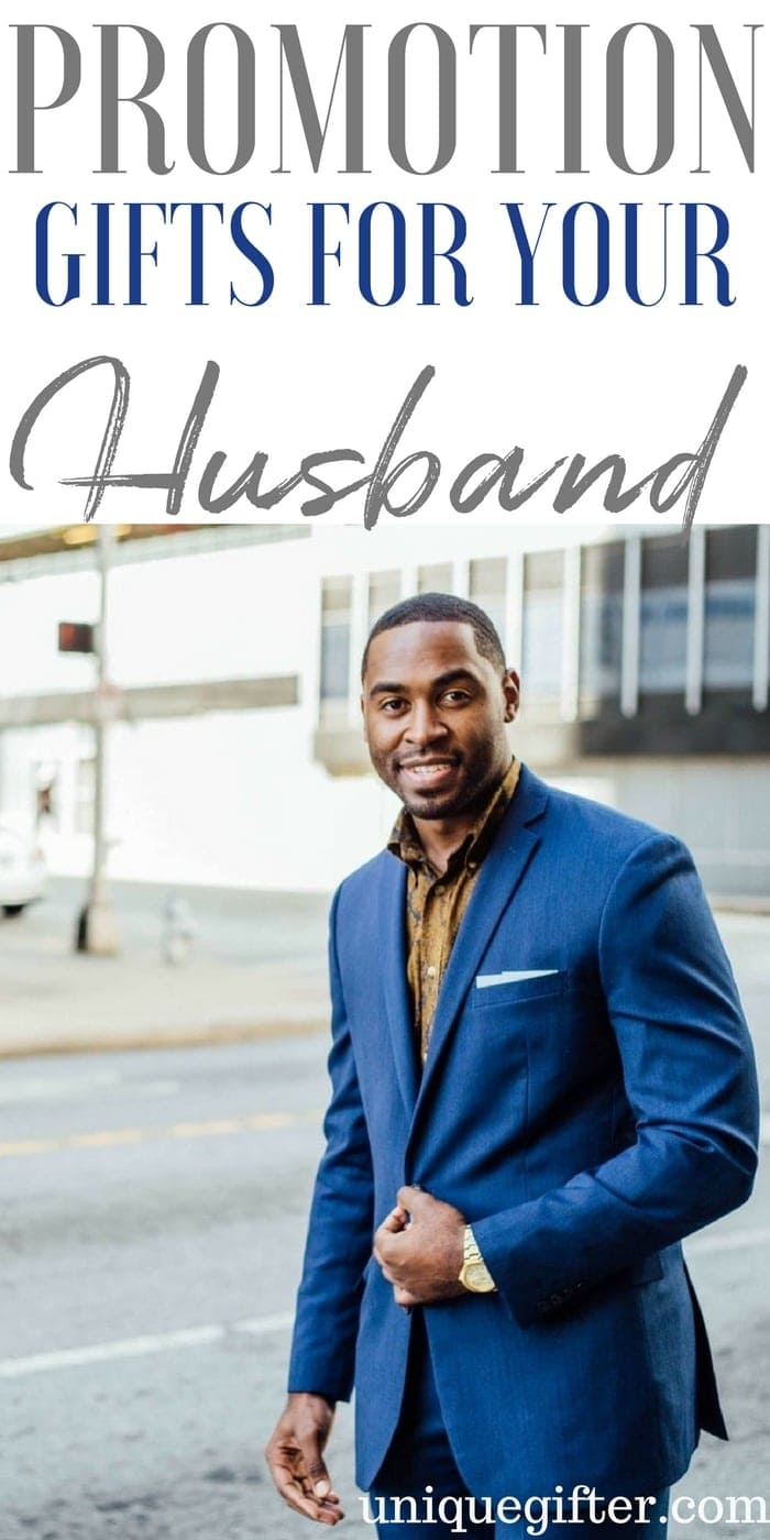 Amazing promotion gifts for your husband | How to celebrate my husband's promotion | Fun gifts to congratulate my husband on his new job | First day of new job gifts for men | Unique gifts for males